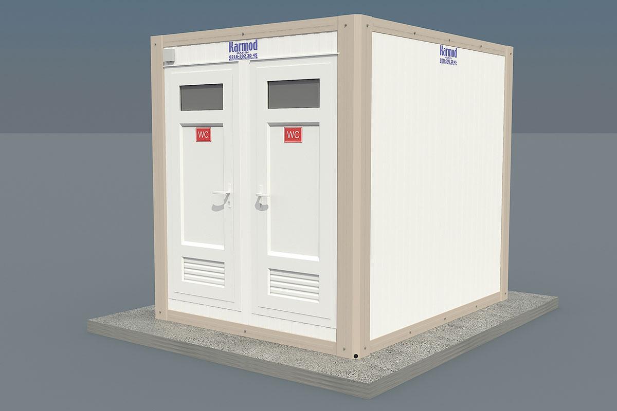 Panel Kabin Wc Duş 210x260