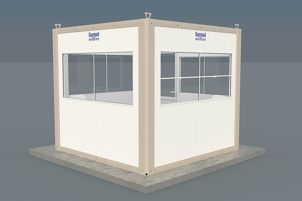 Panel Kabin 260x260
