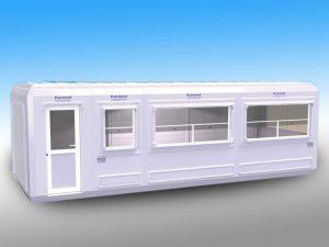 Büfe ve Satış Kabini 270x750