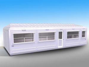 Ofis ve Büfe Kabini 390x990