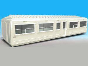 Prefabrik Kabini 390x1230
