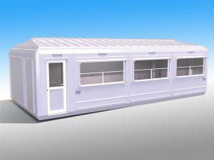 Ofis ve Büfe Kabini 390x870