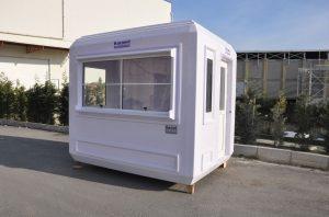 215×270 CM WC(KLOZET)+ODA  GÜVENLİK KABİNİ İNDİRİMLİ ÜRÜN